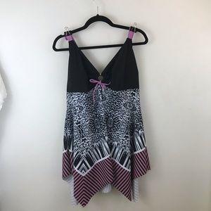 Missy Swimsuit Top 3x